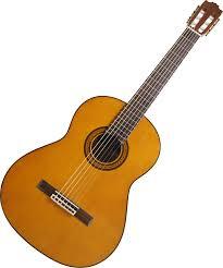 Voksen gitarelev Elin
