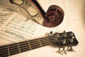 leie musiker, eventbyrå