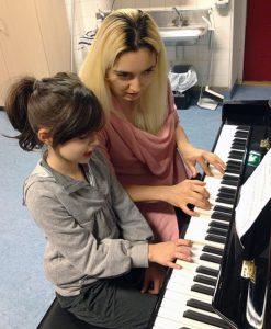 Pianoundervisning i Oslo og Stavanger