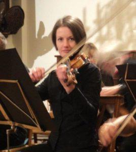 prof. Mirjana Jovic, fiolinlærer Stavanger