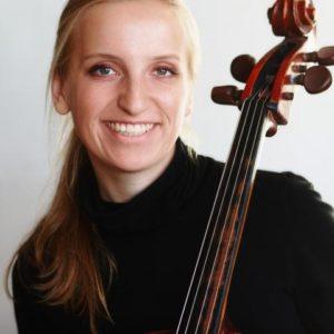 prof. Nina Dolgintseva, cellolærer Oslo