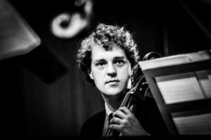 Roar Blåsmo-Falnes, cellolærer Oslo