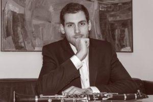 prof. Stefan Soskic, klarinettlærer Oslo