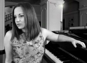 Ivana Spremic - pianolærer Oslo