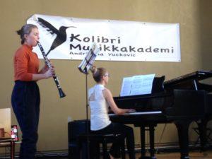 klarinettundervisning, klarinettimer, klarinettlærer