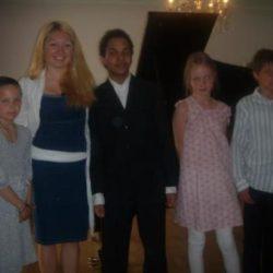 Elevkonsert pianoelever Kolibri 2010