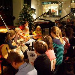 Julekonsert Kolibri musikkskole