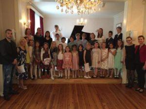 Kolibri musikkskole sommerkonsert