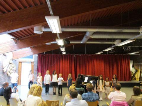 Kor Musikkskole Stavanger Sommerkonsert