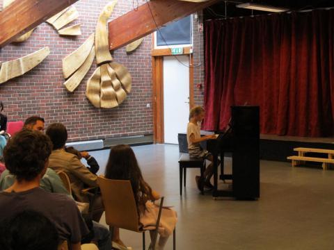 Musikkskole Stavanger Sommerkonsert elev
