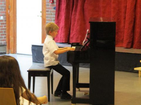 Pianoelev Musikkskole Stavanger Sommerkonsert