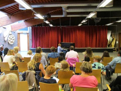 Pianoundervisning Musikkskole Stavanger Sommerkonsert