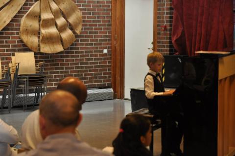 Sommerkonsert Musikkskole i Stavanger