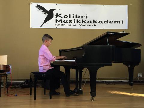 pianoelev Oslo Sommerkonsert