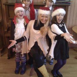 Juleturne med pianolærer og pianoelever