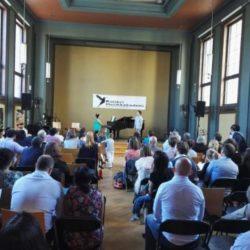 sanglærer sommerkonsert Oslo