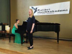 sangundervisning sommerkonsert sanglærer Oslo konsert sang lærer Oslo singing teacher Oslo
