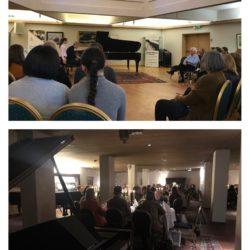 pianoundervisning for talenter. Barn og unge fra 6- 18 år klaverkonferanse