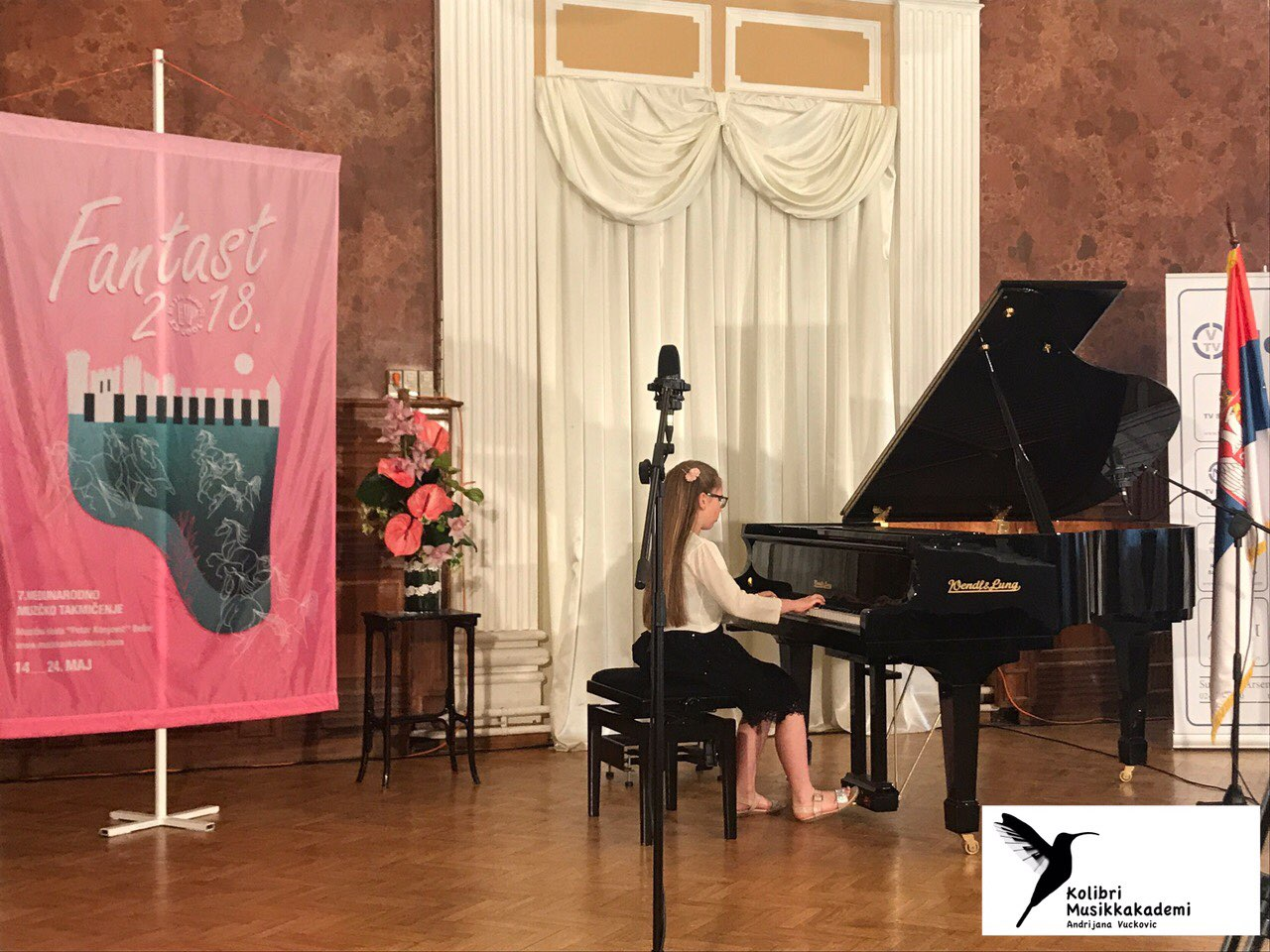 musikkskole Oslo talentprogram pianokonkurranse