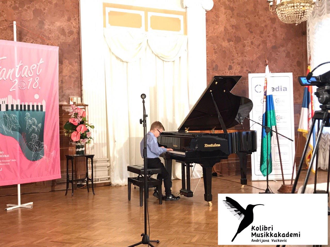 pianokonkurranse talentprogram musikkskole Oslo pianolærer Oslo