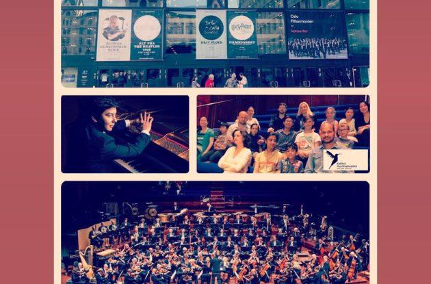 Oslo Konserthus pianoskole musikkskole kulturskole konserttur pianolærer