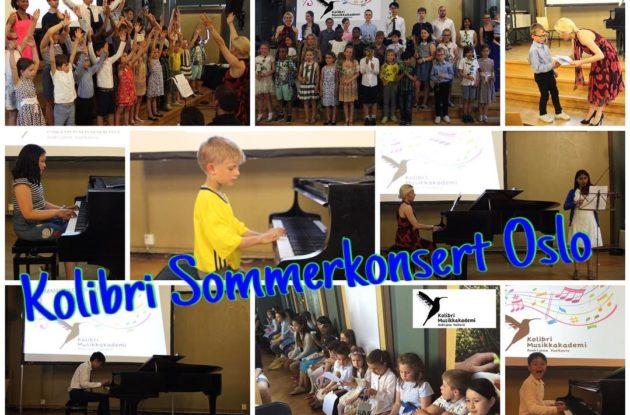 elevkonsert Oslo musikkskole kultuirskole pianolærer barn barneaktiviteter
