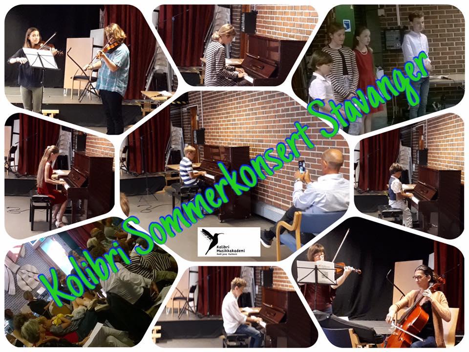 elevkonsert Oslo musikkskole kultuirskole pianolærer barn barneaktiviteter Oslo Stavanger