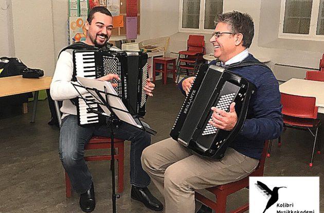 trekkspillkurs trekkspilltime trekkspillundervisning Oslo trekkspill voksne musikkskole voksne lær å spille trekkspill learn to play accordion teacher musikkskoler i Oslo trekkspilllærer trekkspillærer