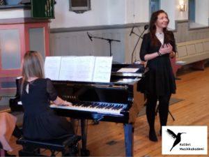 Oslo Kulturnatt piano og sang pianolærer sanglærer konsert. Musikkskolen Oslo lær å spille piano