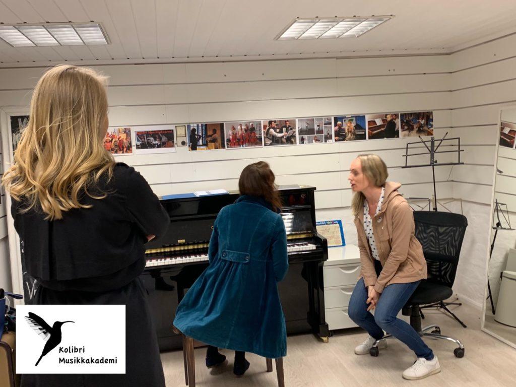 Oslo Kulturnatt sang, individuelle sangtimer- prøv å lære å synge gratis på Oslo Kulturnatt- musikkskolen Kolibri