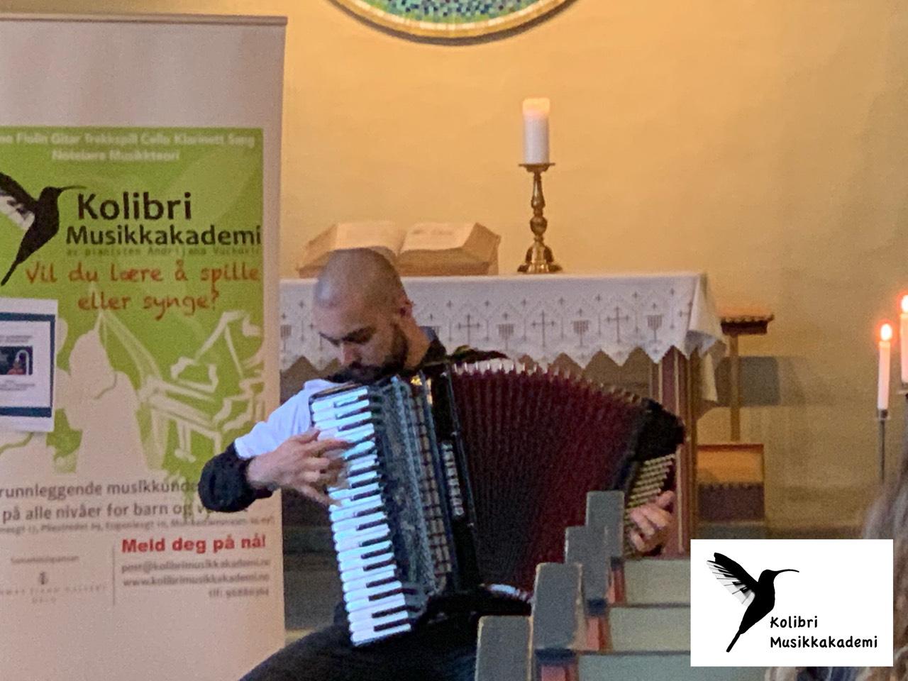Oslo Kulturnatt trekkspill konsert trekkspillærer Oslo lære å spille trekkspill Oslo