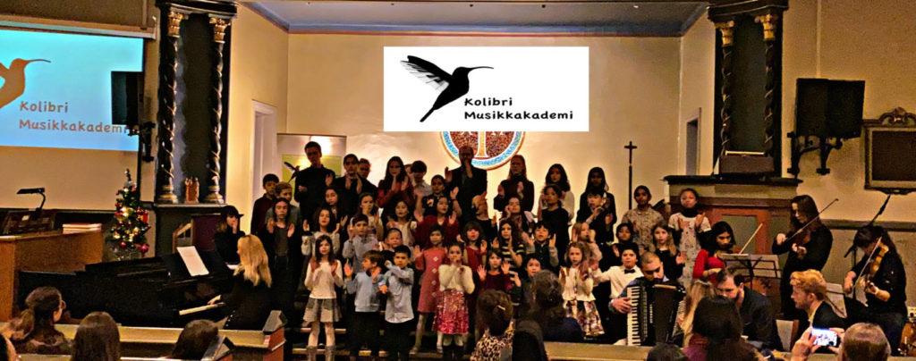 Julekonsert Oslo musikkskolen