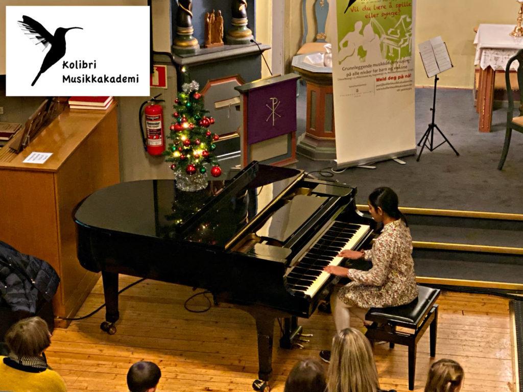 pianoelev konsert, lær å spille piano, pianotimer Oslo