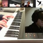 Erik Andreas spiller piano