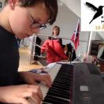 Oscar spiller piano