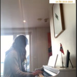 Victoria spiller piano musikkskolen Oslo og Stavanger gitarkurs, pianokurs sangkurs, fiolinkurs
