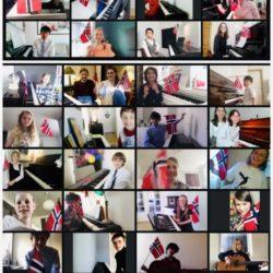fellesbilde, musikkskolen Oslo, musikkskolen Stavanger musikkskolen Oslo og Stavanger gitarkurs, pianokurs sangkurs, fiolinkurs, Musikkskoler i Oslo og Stavanger